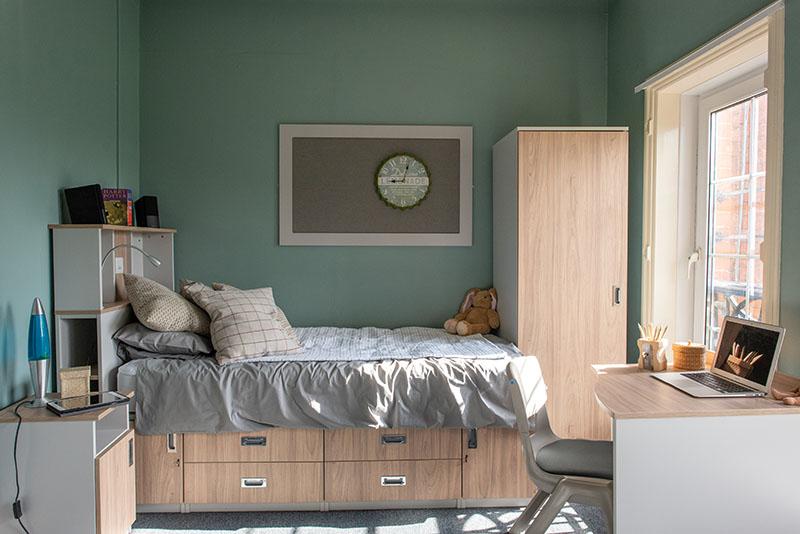 Bedroom Stjohns