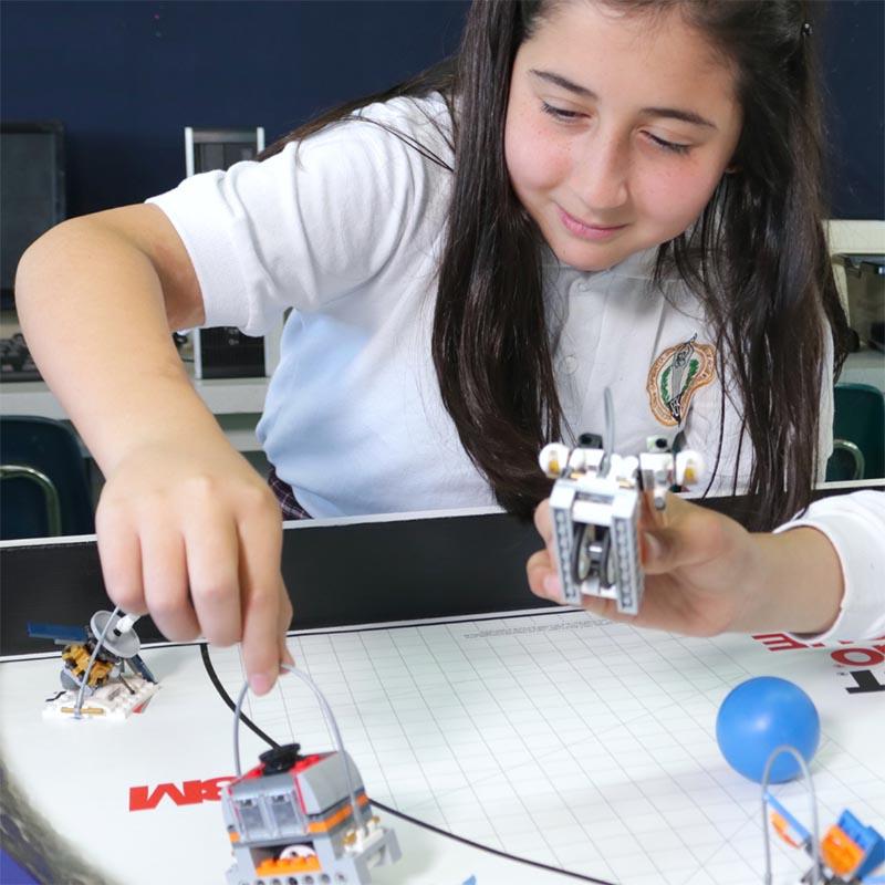 Programacion Y Robotica En La Educacion